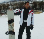 snowboarder du Dimanche