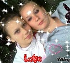 Céliine et Tracy