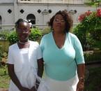 Ma mater et moi