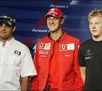 les trois dieux de la F1 ! xD'