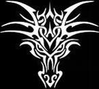 tete de dragon tribal