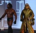 Goldust & Booker T