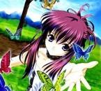 Manga papillion