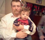 moi et mon fils gabriel