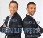 Frank Delay et Franck Le Hen