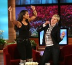ALICIA KEYS DANCE AVEC ELLEN
