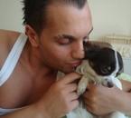 Minnie mon chihuahua et moi :-)