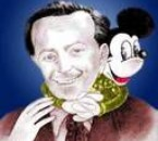 Mickey et son papa