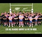 Le Rugby ; Ma viie ; Ma Raiison