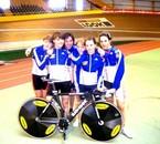 Des souvenirs inoubliables =) stage équipe de france hihi !