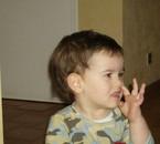 noel pour esteban c t les doigts dans le nez