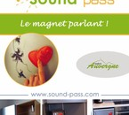 le magnet enregistrable