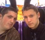 le 07 avril 2009 : Cousin & moi dans le Star Fly