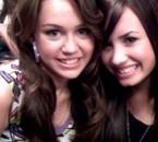 Demi et Miley sa nouvelle BFF