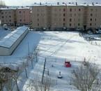 esta city sous la neige 2009-2010