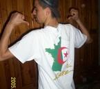 j reprsente mon bled algerie