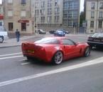 corvette 585 cv