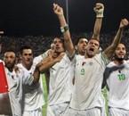 apré la victoir contre l'Egypte