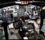 cokpit boeing 707