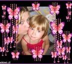 les 2 fille de ma soeur corinne
