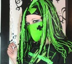 Une Belle Cyber Goth ^^