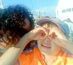été 2009 super journée a la mer en famille!