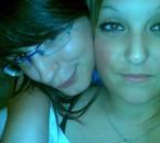 Micheline et moi <3