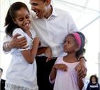 Obama's Family <3