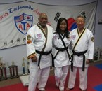 Taekwondo!!!  lol