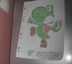 mon dessin yoshi