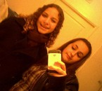 Ma Meilleure amie et moi :) !