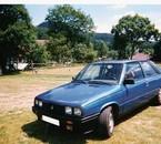 l'ancienne voiture de mon pere