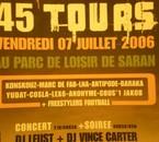 concert  45 TOURS