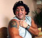 maradona tatoo