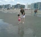 Mon homme et Emeline ... Un amour de niece <3 J'vous aimes !