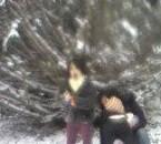 super la neige!!