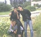 trois mes amies