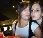 Moii et Ma Gwen quand je vivais a Nice ♥