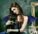 Portrait de Victoria Frances