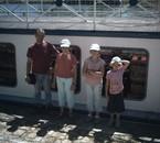 mes soeurs moi et mon père