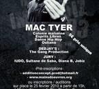 "Concert MAC TYER Pour ""IMPROVIZ'93"""