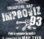 "Tremplin ""IMPROVIZ'93"" + MAC TYER"