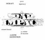 Schaft street lourd