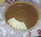 préparation de la tarte aux pommes