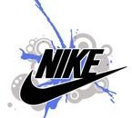Un logo NIKE