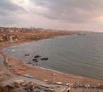 la plage de nos ville