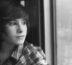 In de trein om naar Boom te gaan ;D