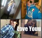 des gens que j'aime