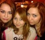 Miley, Noah et Brandi