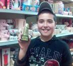 mon fere avec le kiki d or